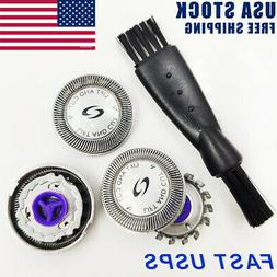 3x Replacement Shaver Heads Cutter for Philips Norelco HQ56